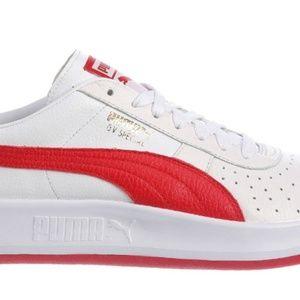 Puma GV Special Mens 366613-07 White Ribbon Red 1a125e7a5